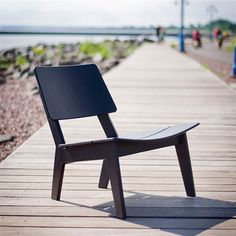 Lago low lounge chair by Loll Designs  Own World - in stock or 12 week lead time  5 year structural warranty
