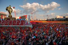 Alors qu'une délégation de l'Association d'amitié franco-coréenne (AAFC), conduite par son secrétaire général, Patrick Kuentzmann, est actuellement présente en République populaire démocratique de Corée (RPDC, Corée du Nord), une grande parade militaire...