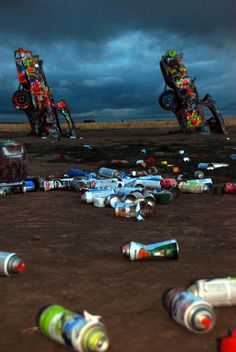 Cadillac Ranch Amarillo TX