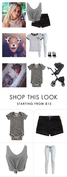 """""""Shopping with my niece and Oakley"""" by cleo-scott ❤ liked on Polyvore featuring interior, interiors, interior design, home, home decor, interior decorating, J.Crew, Stokke, Hollister Co. and WithChic"""
