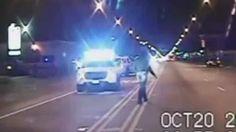laquan mcdonald | Laquan McDonald shooting police dashcam video released_00003328