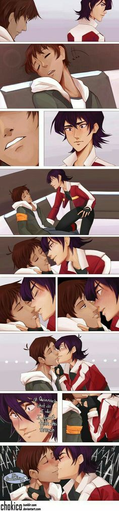 Want to discover art related to klance? Check out inspiring examples of klance artwork on DeviantArt, and get inspired by our community of talented artists. Voltron Comics, Voltron Memes, Voltron Fanart, Form Voltron, Voltron Ships, Voltron Klance, Klance Comics, Cute Comics, Paladin