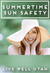 Find out how to adequately protect your skin so you can enjoy all summer has to offer – including the sunshine! #summer #sun #tips