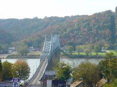bridge over the Ohio River at Madison