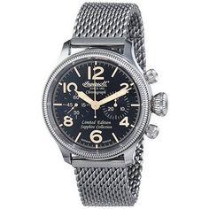 3daab5c2fa9 Mechanické hodinky Ingersoll The Herald I00403 - YouTube