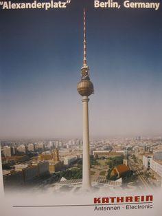 Berlin, Germany Berlin Germany, Cn Tower, Building, Top, Travel, Viajes, Buildings, Trips, Construction