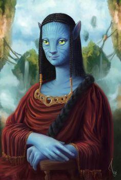 Gioconda Avatar Fusion Design