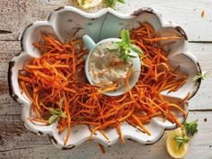 Patattjips met koljander-mayonnaise Mayonnaise, Kos, Ethnic Recipes, Aries, Blackbird