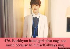 Exo Facts Exo Memes Funny, Funny Facts, Random Facts, Chanyeol Baekhyun, Exo K, Exo Sign, Exo Band, Exo Facts, Xiuchen