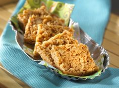 Old Timey Butterscotch Treats™ Recipe | Kellogg's® Rice Krispies®