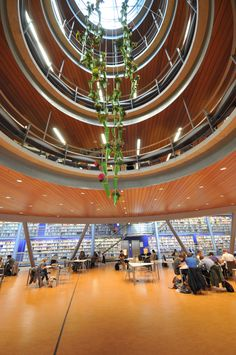 TU Delft Library by Mecanoo http://www.library.tudelft.nl