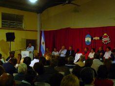 Comité Departamental Uruguay de la Unión Cívica Radical: Pronunciamiento: se presentó el acuerdo UCR - UVEP...