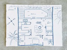 Matt andKate Holstein, an American couple from Aspen, CO, recently remodeled a dreamy beach house for themselves and guests on the Caribbean island of St. Barts. Kate, a photographer with a passion for interior design, and her husband Matt, who has a background in construction and real estate, jointly revamped their idyllicVilla Palmierwith an emphasis on bringing the locale's pristine outdoors in. A covered structure with a peaked, painted metal roof provides 1,000 square feet of flo...