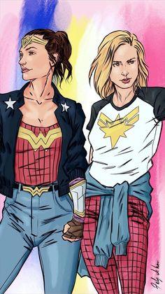 Captain Marvel, Ms Marvel, Marvel Fan Art, Marvel Women, Marvel Girls, Marvel Heroes, Avengers Girl, Marvel Cartoons, Marvel Comics Art