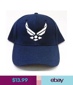 30f6336ea0a Hats Usaf Wing Air Force Wing Military Baseball Cap Hat Free Shipping Usa   ebay  Fashion