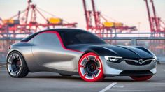 This is a 1.0-litre Vauxhall concept car that we're genuinely excited about. That 1.0-litre engine i... - Vauxhall