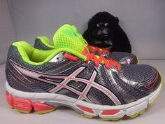 Womens Asics Gel Exalt Running Cross Training shoes size 6.5  #ASICS #RunningCrossTraining