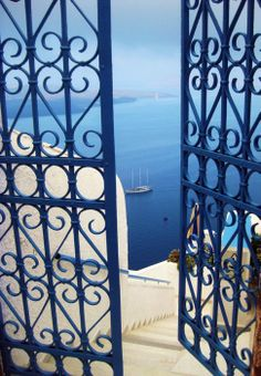 Doors Gates Shutters Greece