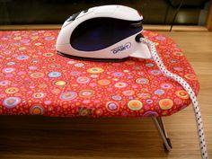 SUPER Easy Ironing Board Cover Tutorial - U-handblog