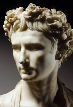 Augustus, 63 BC-14 AD, first Roman emperor