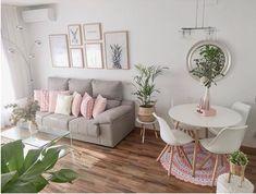"""Decoração Boho on Instagram: """"Apreciem esse sonho em forma de sala, destaque para o piso PERFEITO 💕 . . . . . . . . . .'. . . . . . #decoração #decoracaoboho #home…"""""""