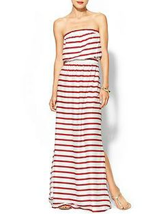 Soft Joie Cade Challis Stripe Dress | Piperlime