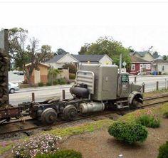 A collection of unique vehicles Big Rig Trucks, New Trucks, Custom Trucks, Cool Trucks, Heavy Construction Equipment, Heavy Equipment, Bug Out Vehicle, Custom Big Rigs, Road Train