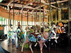 Golden Gate Park Carousel: