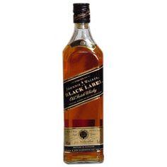 Johnnie Walker Black Label Scotch Whiskey