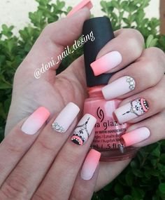 Nail Arts, Nails, Beauty, Nails Inspiration, Nail Bling, Fairy, Nail Ideas, Cute Nails, Nail Designs