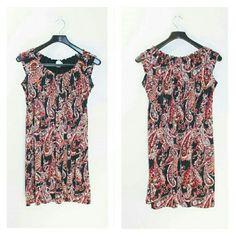 c29b310ee2f ✳️8 ✳  Liz Claiborne Summer Dress 8P Beautiful colors mint condition Liz  Claiborne Dresses Mini