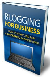 Blogging For Business http://www.plrsifu.com/blogging-business/ eBooks, Marketing eBooks, Master Resell Rights #Blogging, #Business Whatever role you play in the wide world of business marketing – from small business owner to advertising department intern – chances are you're aware of the concept of writing and maintaining a business blog. The internet is littered with blo ...