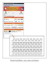 1000+ images about Handwriting Worksheet Maker on Pinterest ...