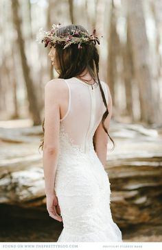 The Enchanted Forest {Wedding Inspiration} Hip Wedding, Boho Wedding, Wedding Bride, Wedding Styles, Wedding Gowns, Dream Wedding, Wedding Stuff, Enchanted Forest Prom, Romantic Photography