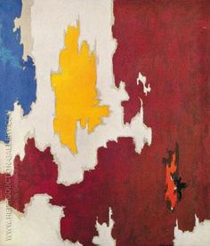 Hand painted reproduction of OCTOBER 1950. This masterpiece was painted originally by Clyfford Still. Museum quality handmade oil painting reproduction oil painting on canvas. Buy Now!.