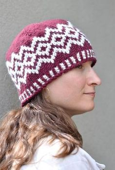 Frostbite Hat by Glenna C.