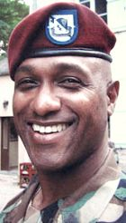 Army CSM Donovan E. Watts, 46, of Atlanta, Georgia. Died November 21, 2006, serving during Operation Iraqi Freedom. Assigned to 1st Battalion, 505th Parachute Infantry Regiment, 3rd Brigade Combat Team, 82nd Airborne Division, Fort Bragg, North Carolina. Died in Bayji, Salah ad Din Province, Iraq, of injuries sustained when an improvised explosive device detonated near his vehicle during combat operations in Siniyah, Salah ad Din Province, Iraq.