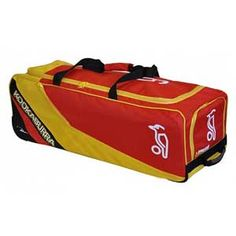 45fe10298 Kookaburra Menace 450 Cricket Kit Bag