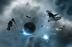 EVE's 12th free expansion DOMINION.  Check the flick!                     Keywords: concept ships design art renders screen shots concept ar...