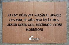 Toni Morrison-idezet