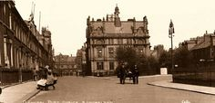 Old Post Office Sunderland Clan Castle, Old Post Office, Victorian Buildings, North East England, Sunderland, Back In Time, Historical Pictures, Old Photos, Past