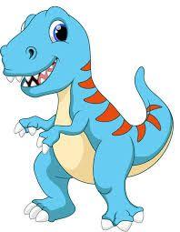 Resultado de imagen para dinosaurios rex dibujos animados png