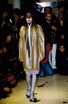 Maison Margiela Fall 1996 Ready-to-Wear Fashion Show Collection