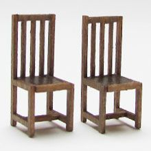 TWO DINING CHAIRS KIT