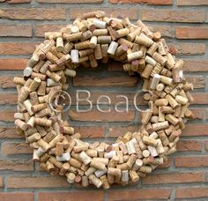 another good use for my stash of wine corks