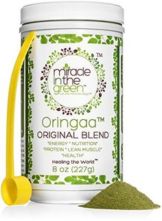 ANTI-AGING 100% Moringa Leaf Powder Green Energy Superfood Powder and Facemask -- For more information, visit image link.