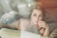 The girl with the dragon tatoo by Yannick HOAREAU on 500px