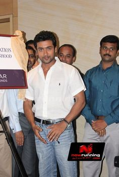 Suriya as Malabar Gold Brand Ambassador. More at
