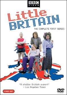 """Little Britain"" an absolute must see English Comedy, British Comedy, Little Britain, Bbc Tv Shows, Movies And Tv Shows, Watch Live Tv, Tv Series Online, Comedy Tv, Great Tv Shows"
