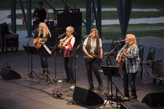 20 Tuneful Years and Going Strong - Circa - NCMA - North Carolina Museum of Art (pictured: Joan Baez, Mary Chapin Carpenter, The Indigo Girls